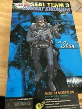 "Dragon Modern US Navy Seal Team 3 Combat Swimmer ""Stan"" Full Equipment"