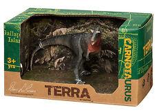 NEW Battat Terra Carnotaurus dinosaur model - brand new in box
