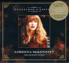 Loreena McKennitt the Journey so far - 4 CD BOX-COLLECTOR 'S EDITION
