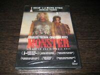 Monster DVD Charlize Theron Christina Ricci DVD Sigillata Nuovo