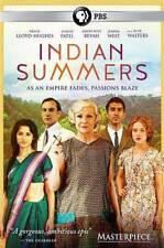 Masterpiece: Indian Summers - Season 1 (DVD, 2015, 4-Disc Set)    BRAND NEW  PBS