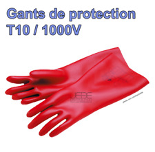 Gants de protection - T10 / 1000V - CIMCO - 140214