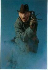 A Nightmare On Elmstreet Postcard: Freddy Krueger # 100 (USA, 1990)