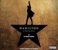 LIN-MANUEL MIRANDA - HAMILTON: AN AMERICAN MUSICAL [ORIGINAL BROADWAY CAST RECOR