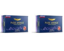 2x Park Avenue STORM FRAGRANT Soap for Men 125g Long lasting fragrance