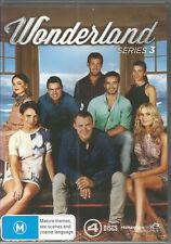 WONDERLAND  Series Three 4 disc DVD set
