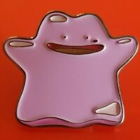 Ditto Pin Pokemon Enamel Retro Metal Brooch Badge Lapel