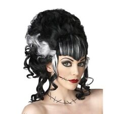 Monster's Mistress Frankenstein Bride Costume Wig