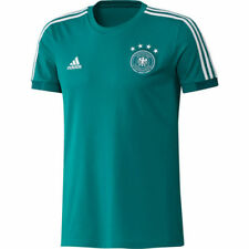 Camisetas de fútbol de selecciones nacionales de manga corta verdes adidas