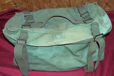 WWII US Army Combat Pack Bag Pouch Breslee Jeep Equipment Musette USGI Field Day