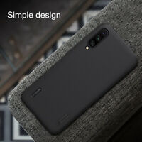 For Xiaomi Mi Poco X3 NFC 10T NILLKIN Frosted Shield Hard PC Back Case Cover