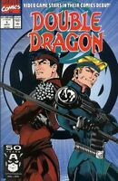 Double Dragon 1 Newsstand Variant First Appearance Dwayne McDuffie Video Game NM