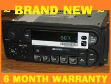 NEW 1999-2001 CHRYSLER 300 300M TOWN&COUNTRY T&C INFINITY CASSETTE CD-CTRL RADIO