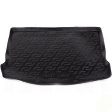 For Ford Focus Mk3 Hatchback 2011>On Black Boot Liner Tray Car Mat Heavy Duty