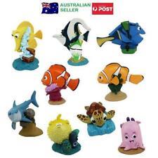 Finding Nemo 9 PCS Action Figure Cake Topper Toys Decoration