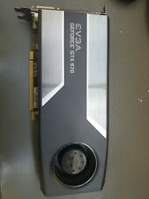 EVGA Nvidia GeForce GTX 970 4GB GPU VRAM Graphics Card PC Gaming Used