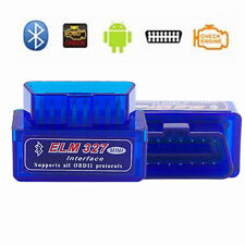 Newest ELM327 V2.1 Buletooth OBDII Interface Auto Code Diagnostic Scanner Tool