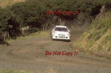 Kenneth Eriksson Mitsubishi Lancer Evo II Nueva Zelanda Rally 1994 fotografía 10