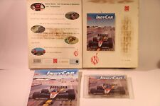 GIOCO PC INDY CAR RACING PC CD-ROM DOS WINDOWS MS. 3.3 da 1996 Vergine