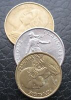 Lotto monete Repubblica Francese centesimi Libertè Egalitè ....-  n. 1121