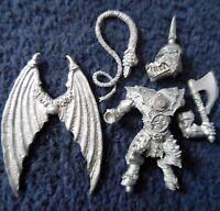 1988 Chaos Blood Thirster 6 Greater Daemon of Khorne Citadel Demon 40K Balrog GW