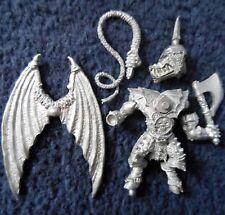 1988 Blood thirster 6 Greater Daemon de Khorne citadel chaos demon 40K Balrog GW