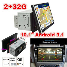 """10.1"""" Android 9.1 ROM 32G 2Din Car Stereo Radio GPS Wifi OBD2 Mirror Link Player"""