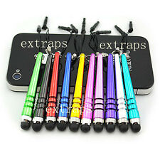 10x Metal Touch Screen Stylus Pen for iPad iPhone Samsung Tablet PC Smartphone E
