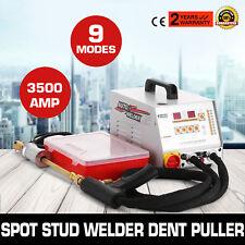 3500A Spot Stud Welder Dent Puller Repair Kit PROFESSIONAL GOOD PRESTIGE GOOD