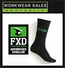 FXD Bamboo Socks Mens Stay Cool Stay Dry