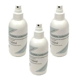 3x Floral Lederimprägnierung Spray 150ml