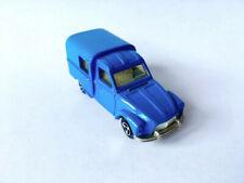 Majorette 1/60 Nr. 235 Citroen Acadiane / Made in France 1980 / Blue