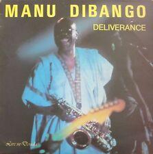 Manu Dibango - Deliverance (AfroVision-Records Vinyl-LP France 1983)