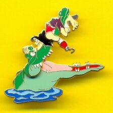 Disney Cruise Line Rescue Captain Mickey Event Hook Tick-Tock Crocodile Le Pin