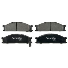 Disc Brake Pad Set-4WD Front Perfect Stop PS333M
