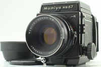 [MINT] Mamiya RB67 PRO S + Sekor NB 127mm F/3.8 120 Film Back From JAPAN