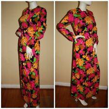 Abbigliamento e accessori vintage multicolore hippy