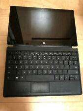 "Microsoft 10.6"" Surface Pro 1514 Laptop Tablet 128GB with Keyboard Win 8 4GB RAM"