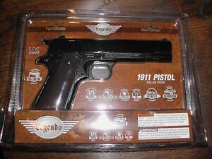 umarex airguns 1911 legends brand new co2 air pistol 177 caliber steel bb metal
