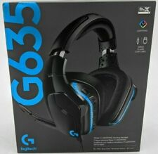 New Logitech G635 Wired 7.1 Lightsync Gaming Headset -CSS0334