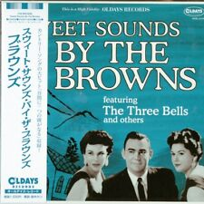 THE BROWNS-SWEET SOUNDS BY THE BROWNS-JAPAN MINI LP CD BONUS TRACK C94
