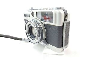 【As-is】Canon demi EE17 w/ Canon Lens SH 30mm f1.7 from JAPAN