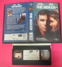 VHS Film THE BOXER 1998 Daniel Day-Lewis Emily Watson UNIVERSAL (F168) no dvd *
