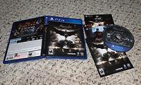 Batman Arkham Knight (Playstation 4 PS4) Tested
