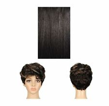 New York Queen Full Wig Collection Synthetic Hair Wig Bebe Gaga Color 1B