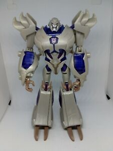 Transformers Prime RID Voyager Megatron (2012) Incomplete