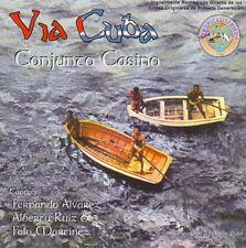 Conjunto Casino-Via Cuba (CD) 743212551624