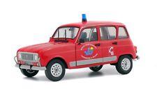 1/18 Solido Renault 4 Pompier du Var Bomberos  S1800106 cochesaescala