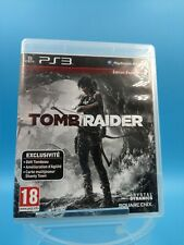 jeu video sony playstation 3 ps3 complet PAL tomb raider / USK 18 ans