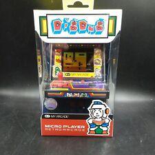 My Arcade Dig Dug Micro Player Retro Arcade Game T19